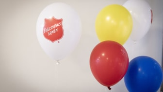 Frälsningsarmén intar Sergels torg – med fokus på barn och unga
