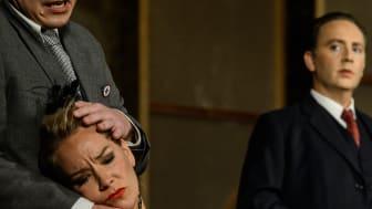 """""""Raoul Wallenberg – saknad"""": Adolf Eichman och Raoul Wallenberg"""