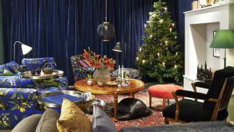 Svenskt Tenn bjuder på julmarknad med nyheter för gran och hem
