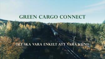 Green Cargo lanserar digital bokningstjänst för enklare och snabbare kundkommunikation