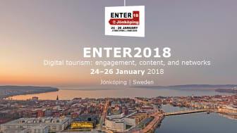 Jönköping står i dagarna värd för ENTER2018 med deltagare från hela världen.