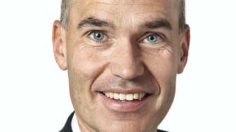 Pär Gustafsson, avdelningschef för kund- och leverantörskommunikation på Trafikverket. Foto: Trafikverket
