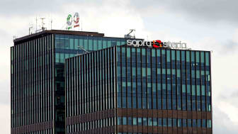 MILJØVENNLIG: Sopra Steria er tildelt CarbonNeutral-sertifiseringen for sine lokaler. Her fra hovedkontoret i Posthuset i Oslo. Foto: Wantana Tierney Photography
