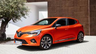 Nya Renault Clio - bästsäljande i Europa