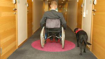 Grattis Magnus! Scandic handikappsambassadör fyller fem år