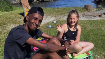Adan och Isabell