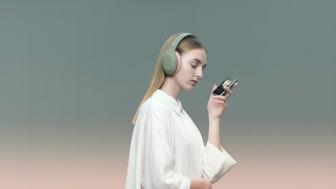 Colorea tu vida con el extraordinario sonido de los nuevos auriculares h.ear de Sony y el nuevo Walkman® compatible con streaming®