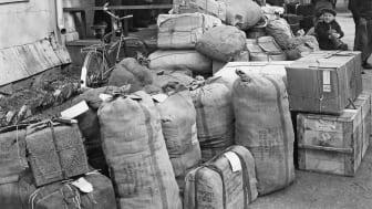 Interneringsläger i Lissma 1945