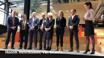 Invigningen av Södertälje Science Park och nya KTH i Södertälje