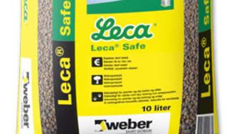 Undvik isiga trottoarer och uppfarter med Leca® Safe