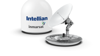 High res image - Intellian - GX100NX