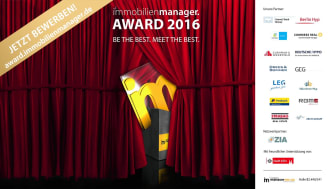 Trailer immobilienmanager Award