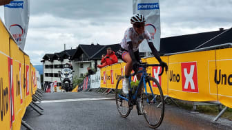 Uno-X Tour te Fjells etappe 3.