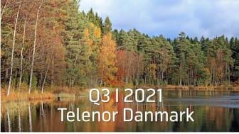 Telenor leverer stabil vækst og den højeste indtjeningsgrad i 15 år