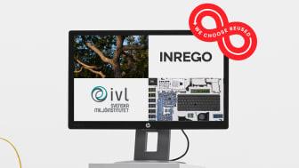 Inrego presenterar ny branschstandard för att mäta miljövinster vid återbruk av IT