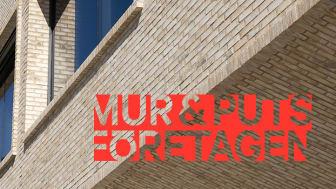Branschföreningen för murat och putsat byggande - SPEF - byter namn till Mur & Putsföretagen.