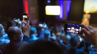 You might be used to having conference delegates take pictures of your slides. But are you ready for them to live stream your presentation? Or private conversation?