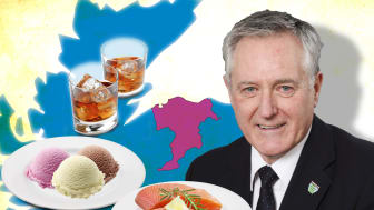Cllr John Cowe on the delights of Moray's food larder