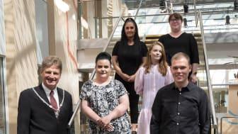Fem af Danmarks største velfærdstalenter arbejder i Ballerup