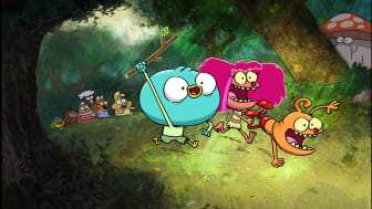 Nicktoons - Harvey Beaks