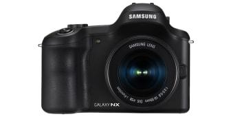 Galaxy NX – en spegellös systemkamera med Android