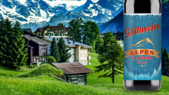 Alpenglitzern Organic Glühwein 8,5%