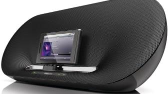 Philips lancerer verdens første dockinghøjtalere til Android