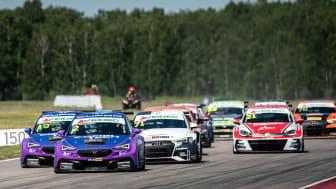 STCC TCR Scandinavia 2021. Foto: Anders Helgesson/STCC