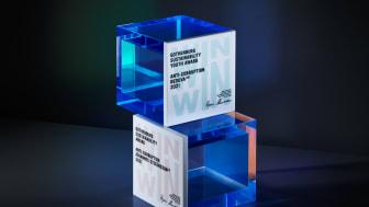 WIN WIN Award - Årets priskuber 2021