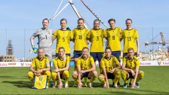 Foto: Svenska Fotbollförbundet / Anna Moilanen