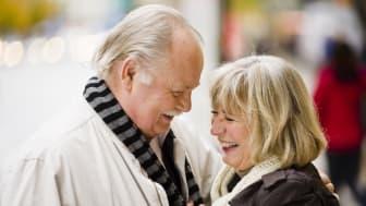 Fler pensionärer reste med SJ i mars och april