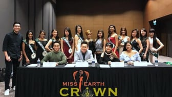 Evorich Flooring's Man at the Helm invited on board to be the Pre-pageant Judge of Miss Earth Singapore