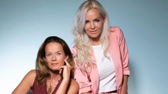 Besökarna på Pink Power Weekend får bland annat njuta av Malin Berghagen och Tess Merkels poddcast live på scen på Tap Room