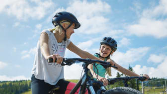 SKiStar Sommar cykel barn