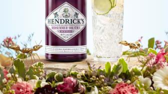 Hendrick's lanserar gin med smak av midsommar