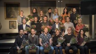 Nominerade till Stora Journalistpriset 2019. Fotograf: Magnus Bergström