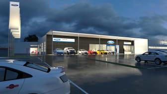 Pågengruppens dotterbolag Vittfarne Investment investerar i Ford-handel