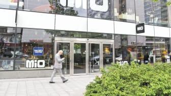 Mio öppnar fem nya butiker 2016 - en satsning som väntas skapa 75 nya arbetstillfällen