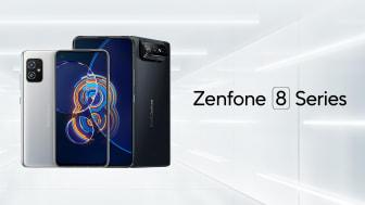 ASUS Announces All-New Zenfone 8 Series