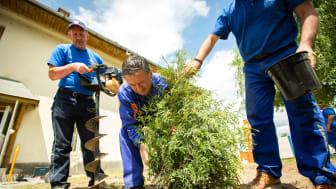 """Zeci de voluntari de la Ford Craiova s-au implicat în proiecte comunitare, în cadrul """"Vibrant Volunteer Week"""""""