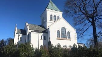 Ullern kirke i Oslo.