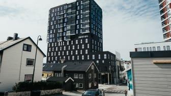 ÅPNER I DAG:  Comfort Hotel Bodø