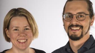 Katrin Dannberg, projektledare och Jimmy Andersson, forskningsassistent berättar mer om projektet och resultatet under slutseminariet.