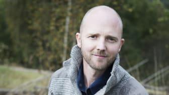 David Jonstad, journalist och författare till böcker Kollaps och Jordad.