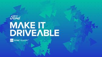Make it driveable –  Fords app-tävling för innovativa mobilitetslösningar