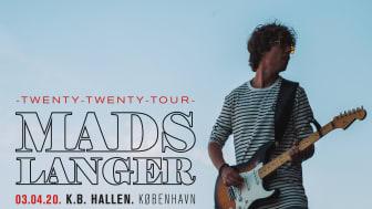 Mads Langer / K.B. Hallen 3. april 2020