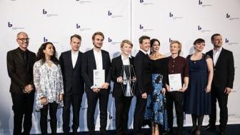 Årets prismodtagere ved Kronprinsparrets Priser 2016
