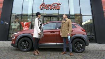 Coca-Cola stellt vollständig auf Elektrofahrzeuge um