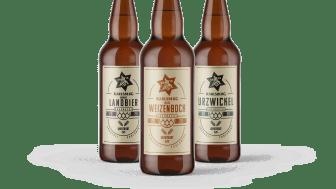 Die limitierte Sonderbieredition der Karlsberg Brauerei zur digitalen Braunacht 2020.