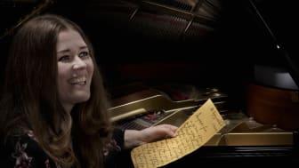Pianisten Terés Löf